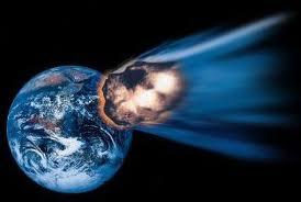 Meteor mendekati bumi